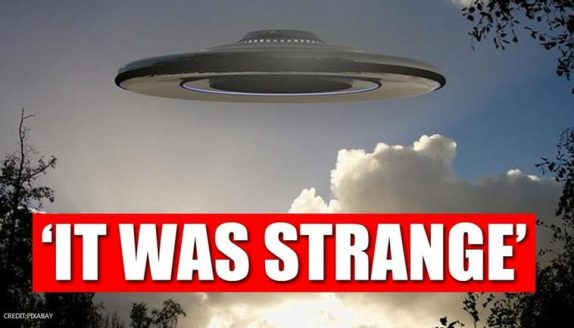 UFO Sightings Reported In UK, People Say It Was 'too Fast, Too Bright' To Be Satellite