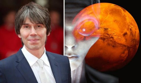 Alien life on Mars BOMBSHELL: Physicist Brian Cox admits 'alien life must exist' in space