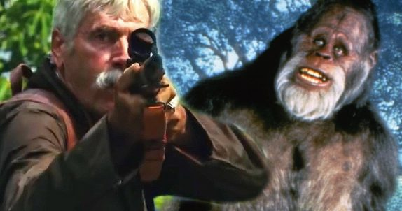 Bigfoot Hunting Season Could Become a Real Thing in Oklahoma