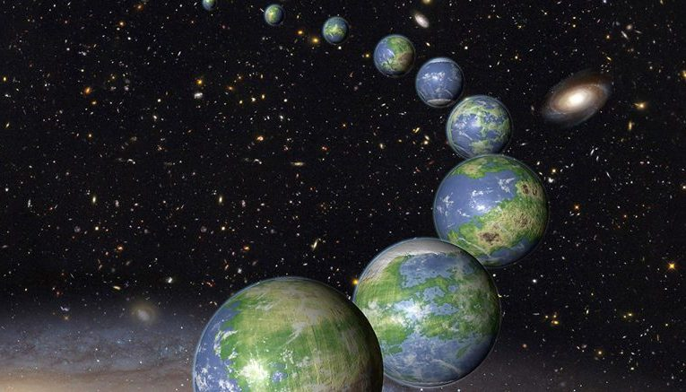 The Milky Way May Be Swarming With Planets That Have Continents and Oceans Like Earth