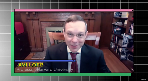 Watch a Harvard Professor Explain Why He Thinks Aliens Visited Us Already