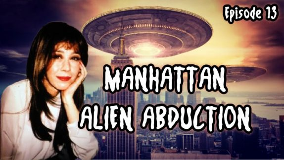 Alien Abduction Of Linda Napolitano That Was Pulled Up Into Giant UFO, 23 Witnesses