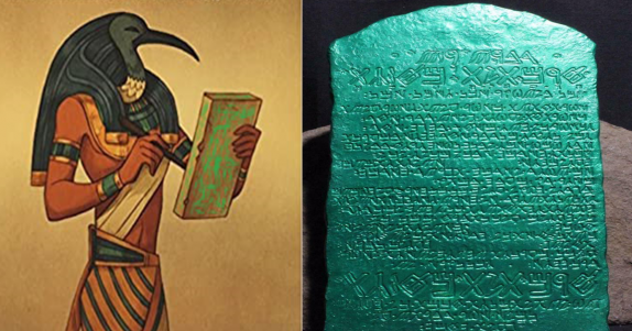 The Emerald Tablet of Thoth and its biggest ancient secrets