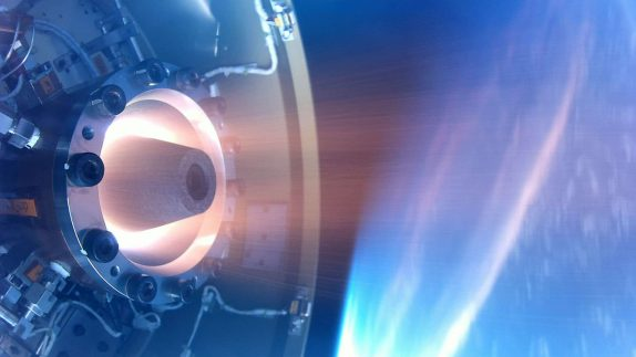 Japan tests rotating detonation engine for the first time in space