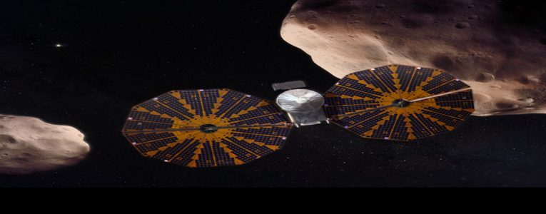 NASA's Lucy Mission Is First Ever to Investigate Jupiter's Trojan Asteroids. Launch Is Sat., Oct. 16, at 5:34 AM EDT.