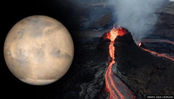 "NASA Confirms Thousands of Massive, Violent Volcanic ""Super Eruptions"" on Mars"